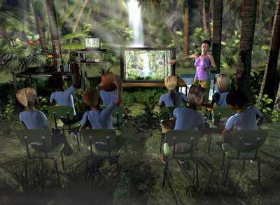 Classroom Video Conferencing