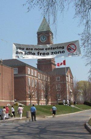 Idle-Free School